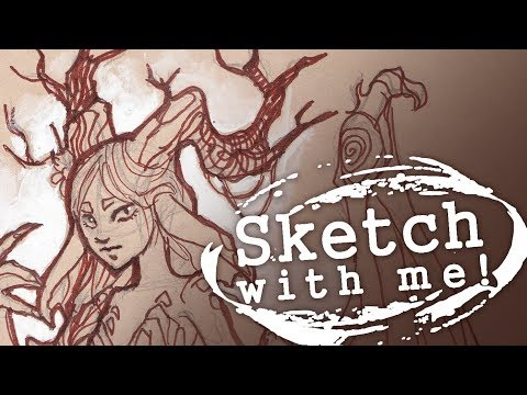 Sketch With Me! #5 thumbnail