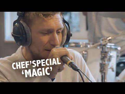 Chef'Special - 'Magic' (Coldplay cover) Live @ Ekdom In De Ochtend