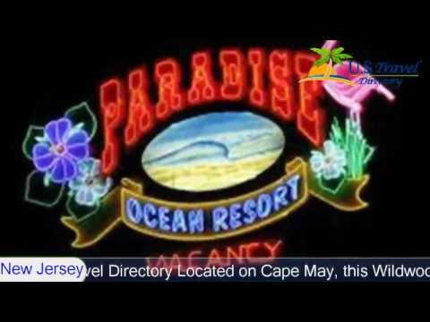 Paradise Oceanfront Resort of Wildwood Crest - Wildwood Crest Hotels, New Jersey