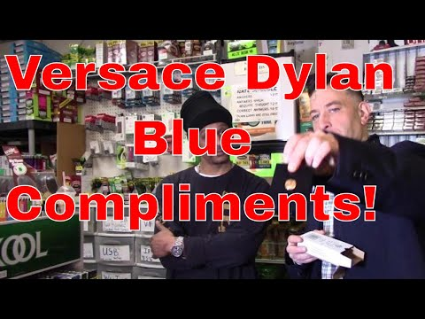 Versace Dylan Blue Most Complimented Cologne Women Love this One