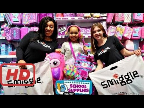 Bad Baby Smiggle School Supplies - Shopping For Clothes & Christmas Presents - Outdoor Playground F