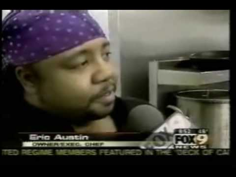 Fox 9  with Chef Andrew