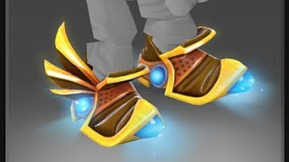 Mecha Boots of Travel Mk III Dota 2 Immortal Item