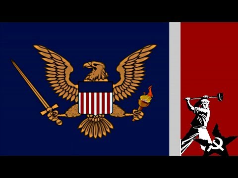 Hoi4 Kaiserreich 0.6.3 - The American Union State eradicates the red menace