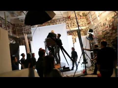 The Making-Of the Karl Lagerfeld watches advertising campaign