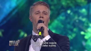 """El Fuego - """"Lopšinė gimtinei ir motinai"""" (Dainuoju Lietuvą)"""