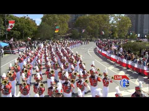 Pulaski Day Parade Philadelphia 2014