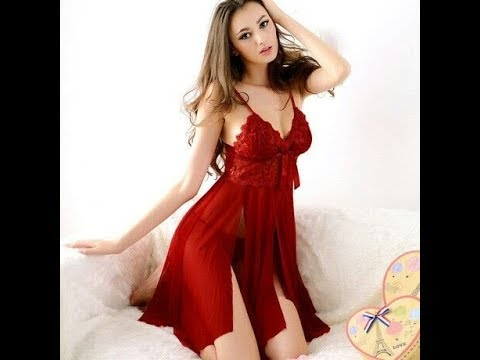 LATEST HONEYMOON NIGHT DRESS FOR GIRLS NIGHTY WOMENNIGHT WEDDING