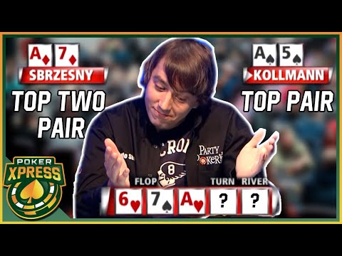 When A HORRIBLE Flop Improves To A DREAM Poker Hand!