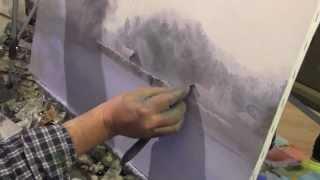 Все полные видеоуроки Игоря Сахарова! Мастер-класс масляной живописи
