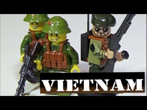 Lego Vietnam War set for 8 USD! Cheap and tough!