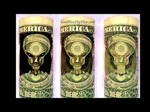 Alien Found On Dollar Bill? Can You See It??