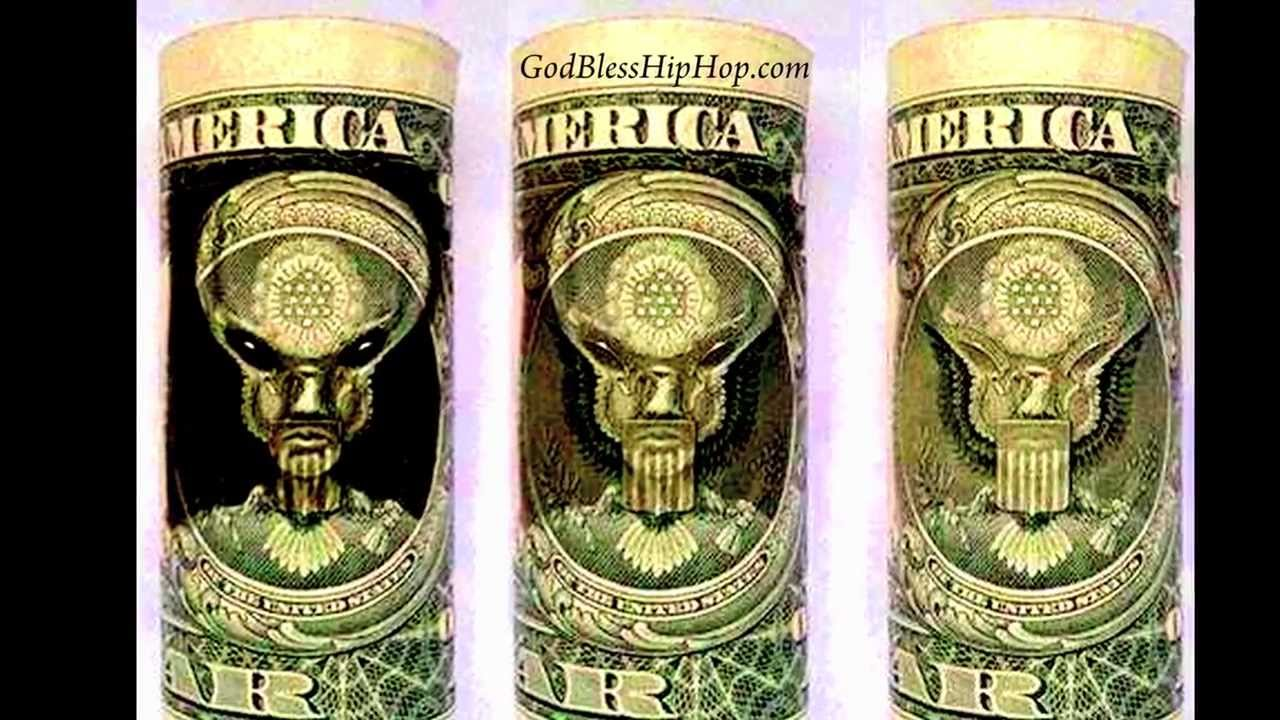 Alien found on dollar bill? Can you see it?? - YouTubeDollar Bill Secrets Alien