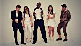 Blurred Lines - Robin Thicke (ft. Pharrell & T.I.) (Tiffany Alvord Cover) (ft. Megan Nicole & Eppic) thumbnail