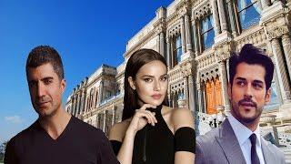 НОВОСТИ турецких актеров: Прошлая любовь ФАХРИЕ ЭВДЖЕН! Дата свадьбы Бурака Озчивита!