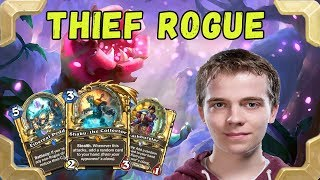 Thijs is playng Thief Rogue in new season (Journey to Un