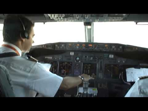 Perdiendo el Miedo a Volar - El despegue