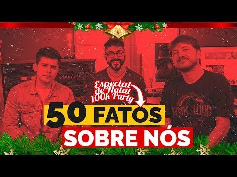 50 FATOS sobre o MISSÃO AL  Especial de Natal  100K PARTY