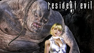 RESIDENT EVIL 4 PROFISSIONAL - El Gigante & ASHLEY (07)