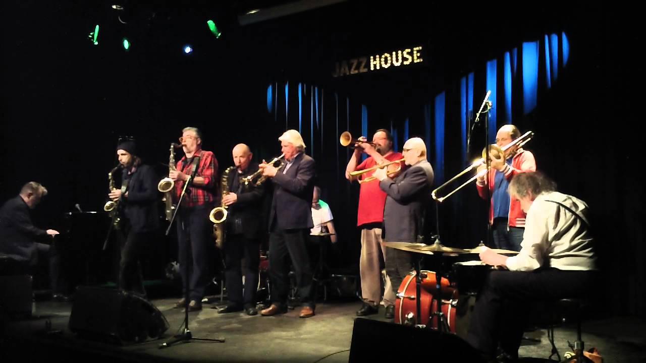 Globe Unity Orchestra Part 5 Of 5 At Jazzhouse Copenhagen 25th Of
