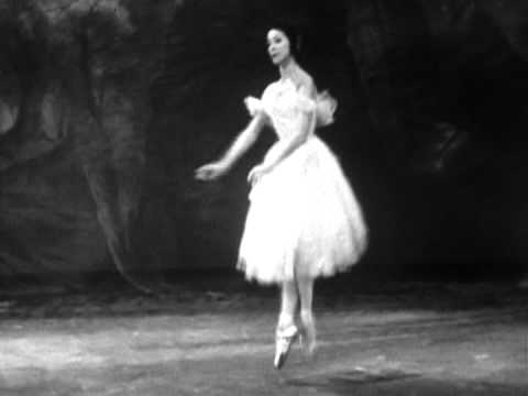 Margot Fonteyn / Rudolf Nureyev: Giselle (PAS DE DEUX FROM ACT II)