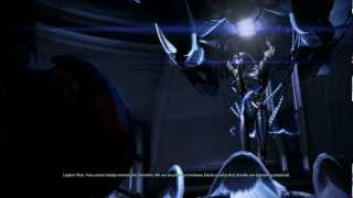 Mass Effect 3 - Shepard-Commander. Help us. Freeing Legion from the Dreadnought