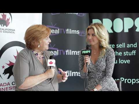 Mary Lynne Stewart Interview from March of Dimes at TIFF 2012