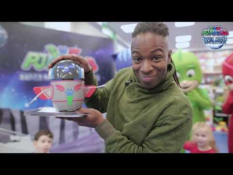 PJ Masks Super Adventure Rocket Dash @ Smyths Toys