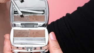 How to tame & sculpt shapeless brows with Benefit's NEW Brow Collection!