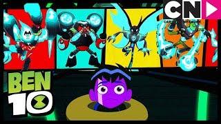 Er Erklärt   Intravensión Teil 4   Ben 10 auf Deutsch Latino   Cartoon Network