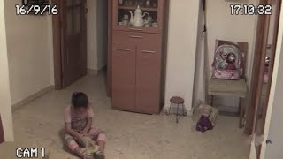 Top 10 Paranormal Activity Caught On Camera | 10 Scary Poltergeist Part XXXIV | 2019