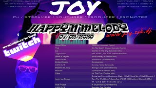 JOY @ HAPPY'N'MELODY 07-02-2020 [ Trance ] Live On Twitch