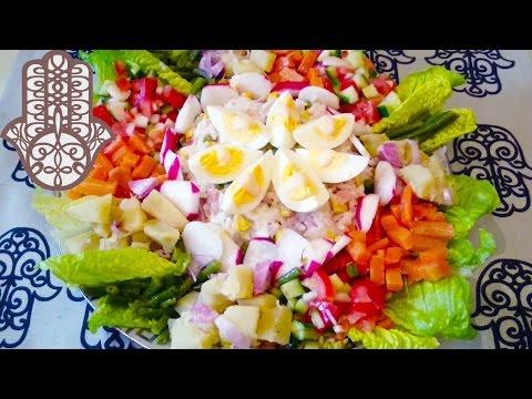 salade-de-riz-composée