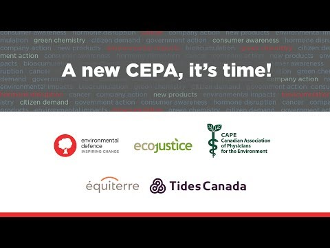 It's time to reform the Canadian Environmental Protection Act (CEPA)