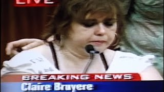 #4 CLAIRE BRUYERE Victim Impact Statement RI STATION NIGHTCLUB FIRE