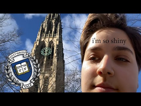 A (Realistic) WEEK IN THE LIFE AT YALE
