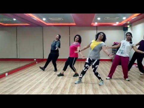 ZumbawithAnushree - GERUA - Cool Down - Bollywood