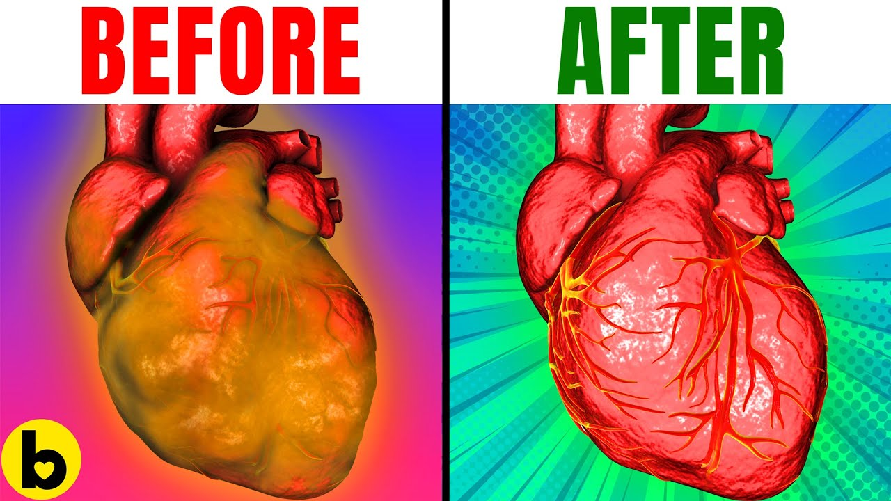 7 Lifestyle changes that make your Heart Healthier