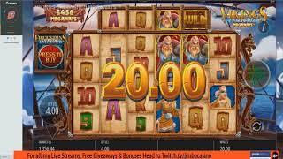 Online Compilation of Slots With Jimbo - Wagering Conclusion + Millionaire