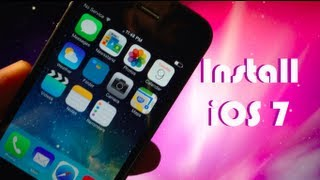 how to install ios 7 for free on iphone 5 4s 4 ipod touch 5g ipad 2 3 4 mini