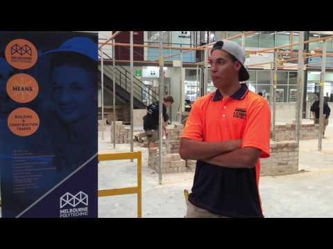 Franc - Bricklaying Apprentice
