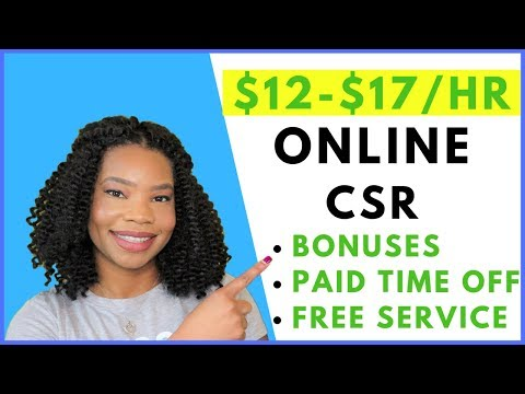Work-At-Home jobs with paid training! | Online, Remote Work-At-Home Jobs August 2019