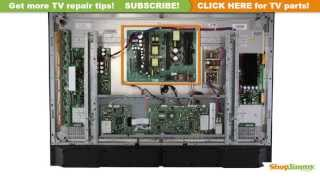 LG 3501Q00201A Power Supply Unit (PSU) Boards Replacement Guide for Plasma TV Repair