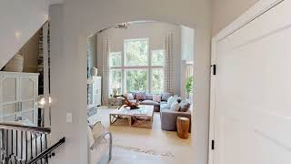 The Grandin Floorplan By Fischer Homes | Model Home In Springbrook Estates