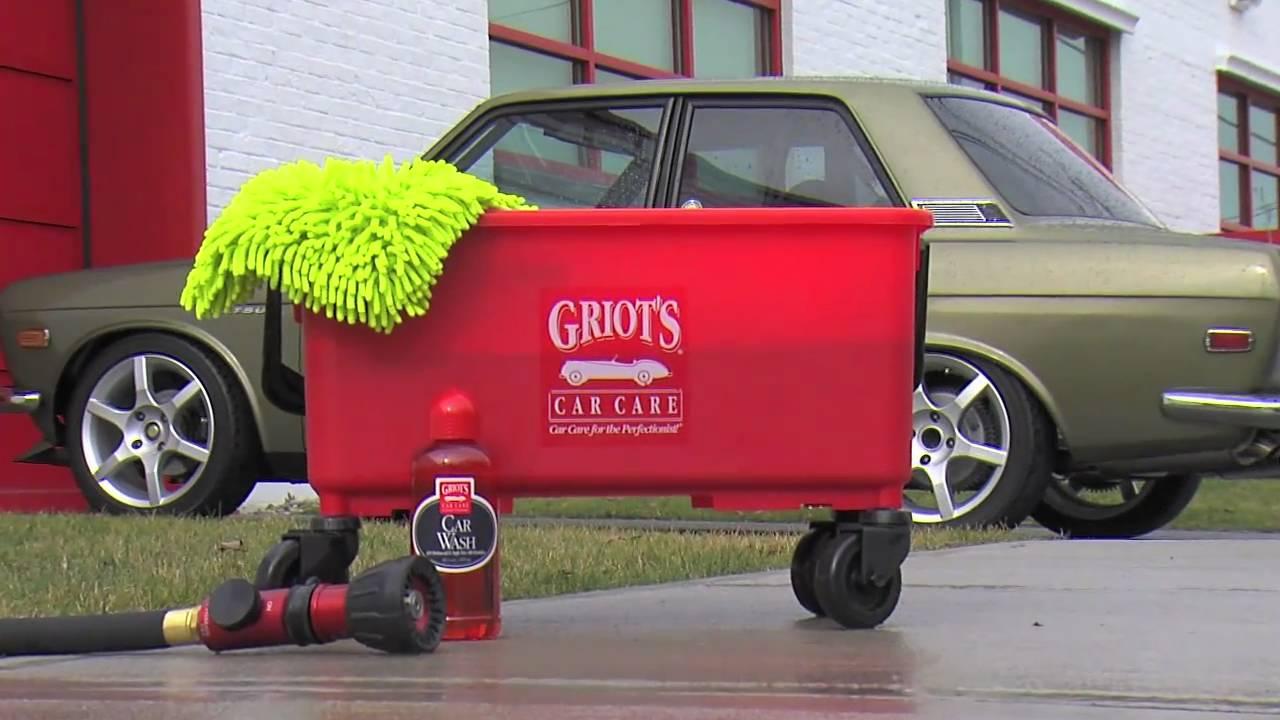 Griot S Garage Car Wash