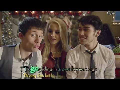 [ Vietsub + Kara ] Jingle Bell Rock - Max & Kurt Schneider & Macy Kate