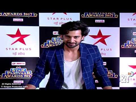 Kya Kasoor Hai's Abeer Fame Rajbeer Singh Makes Fun at The Red Carpet of Star Parivaar Awards 2017
