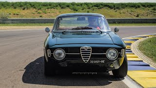 My Alfa GT Junior came back in a better shape - Davide Cironi (Dal Pollaio alla Pista Ep.4 SE01)