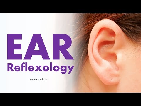 Outstanding Ear Reflexology Chart