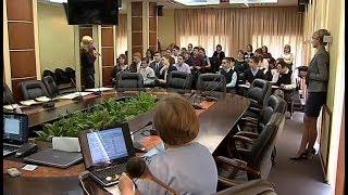 Для школьников Сургутского района провели урок финансовой грамотности на примере районного бюджета